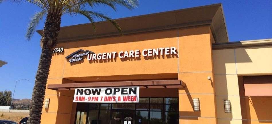 Moreno Beach Urgent Care Center - doctor  | Photo 4 of 9 | Address: 27640 Eucalyptus Ave, Moreno Valley, CA 92555, USA | Phone: (951) 243-2200