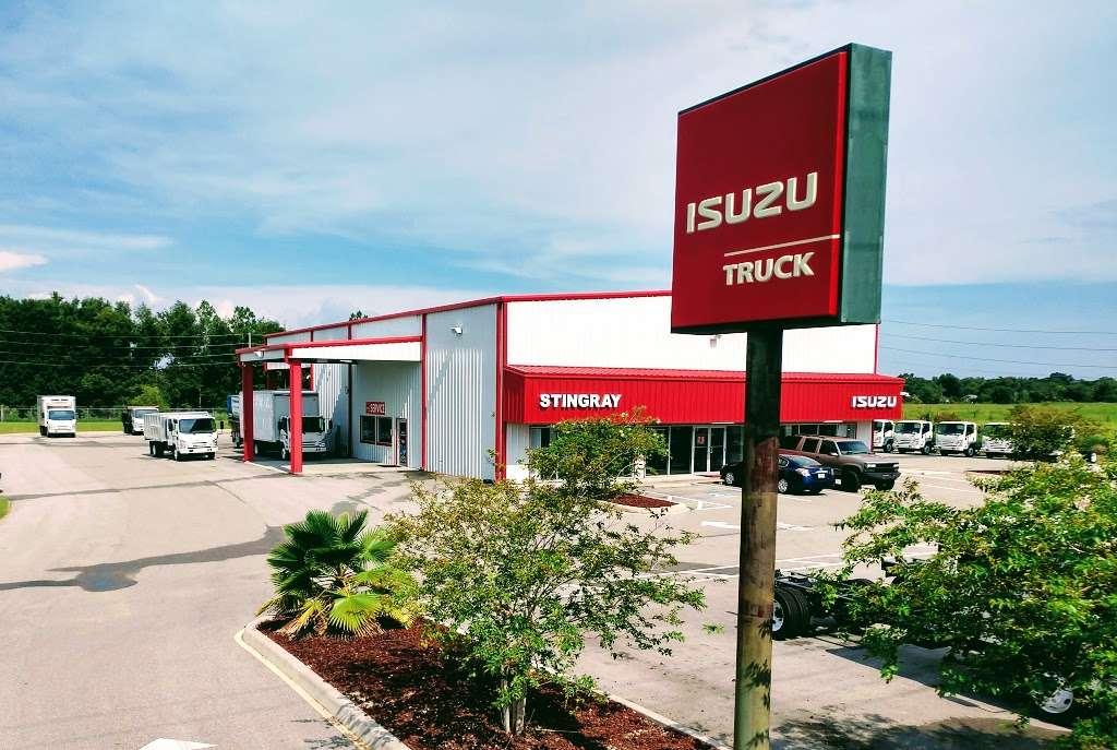 Stingray Isuzu Trucks - store  | Photo 2 of 4 | Address: 260 Co Rd 555, Bartow, FL 33830, USA | Phone: (863) 800-9999