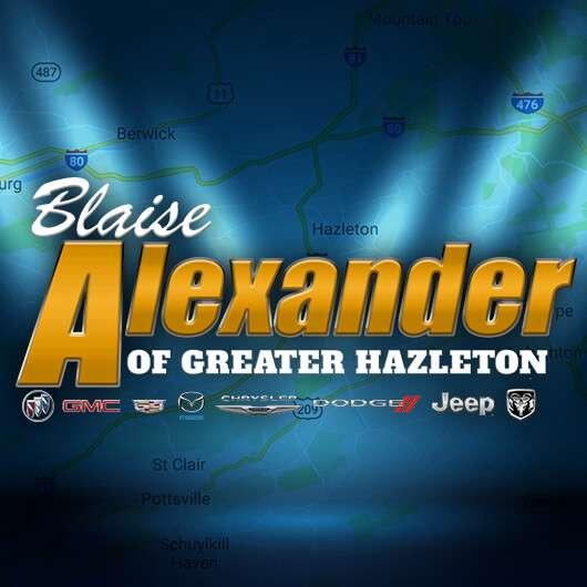 BLAISE ALEXANDER BUICK GMC CADILLAC OF GREATER HAZLETON - car dealer  | Photo 3 of 3 | Address: 508 Susquehanna Blvd, Hazle Township, PA 18202, USA | Phone: (570) 454-0856