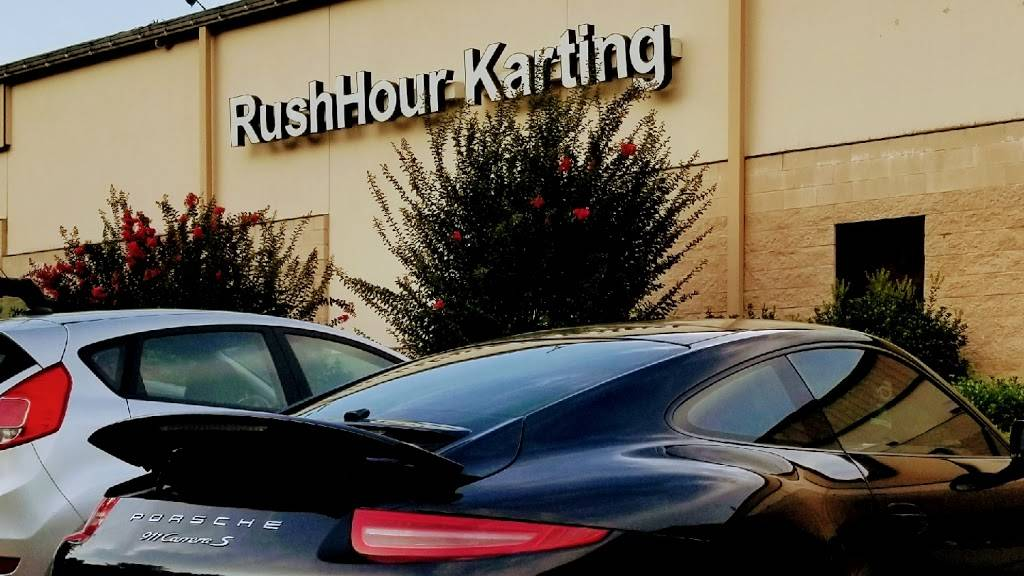 Rush Hour Karting - restaurant  | Photo 1 of 10 | Address: 5335 Raynor Rd, Garner, NC 27529, USA | Phone: (919) 662-9101