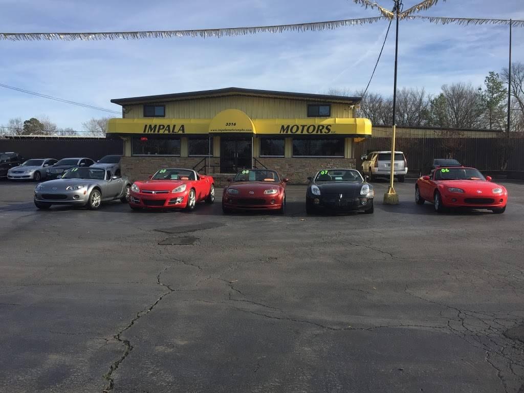 Impala Motors - car dealer  | Photo 4 of 10 | Address: 3316 Thomas St, Memphis, TN 38127, USA | Phone: (901) 358-9300