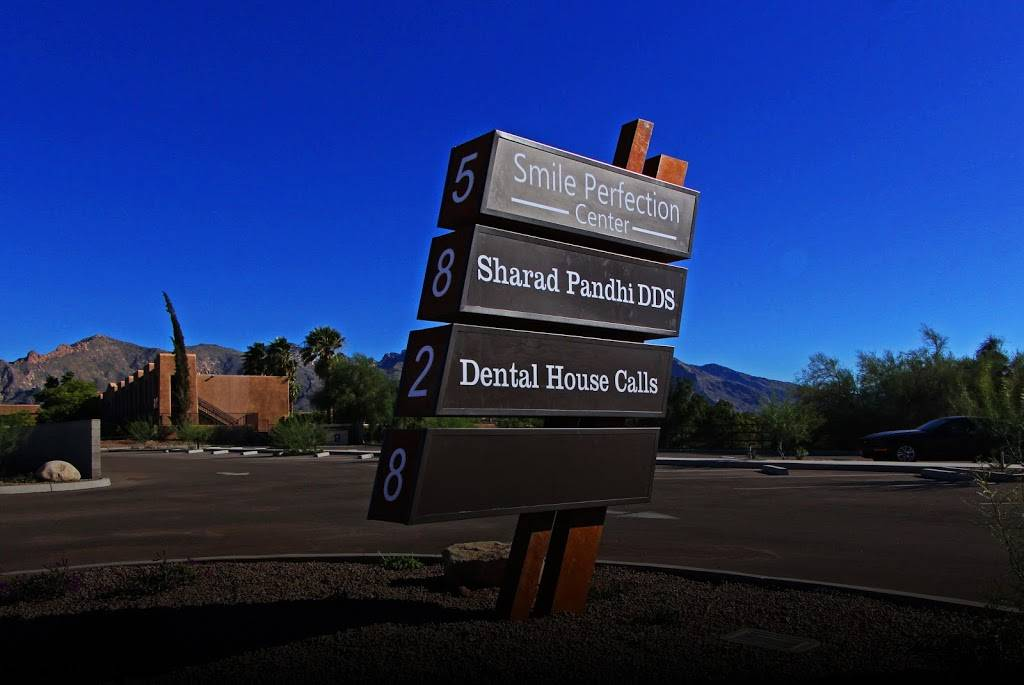 Smile Perfection - dentist    Photo 8 of 10   Address: 5828 N Oracle Rd #100, Tucson, AZ 85704, USA   Phone: (520) 293-2166