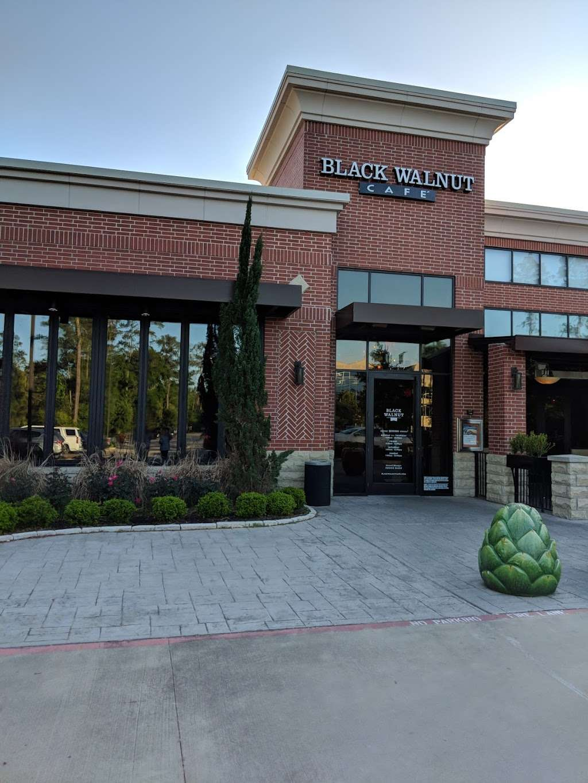 Black Walnut Cafe - cafe  | Photo 4 of 10 | Address: 9000 New Trails Dr, The Woodlands, TX 77381, USA | Phone: (281) 362-1678