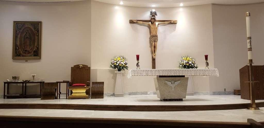 Holy Spirit Catholic Church - church  | Photo 9 of 10 | Address: 8134 Blanco Rd, San Antonio, TX 78216, USA | Phone: (210) 341-1395