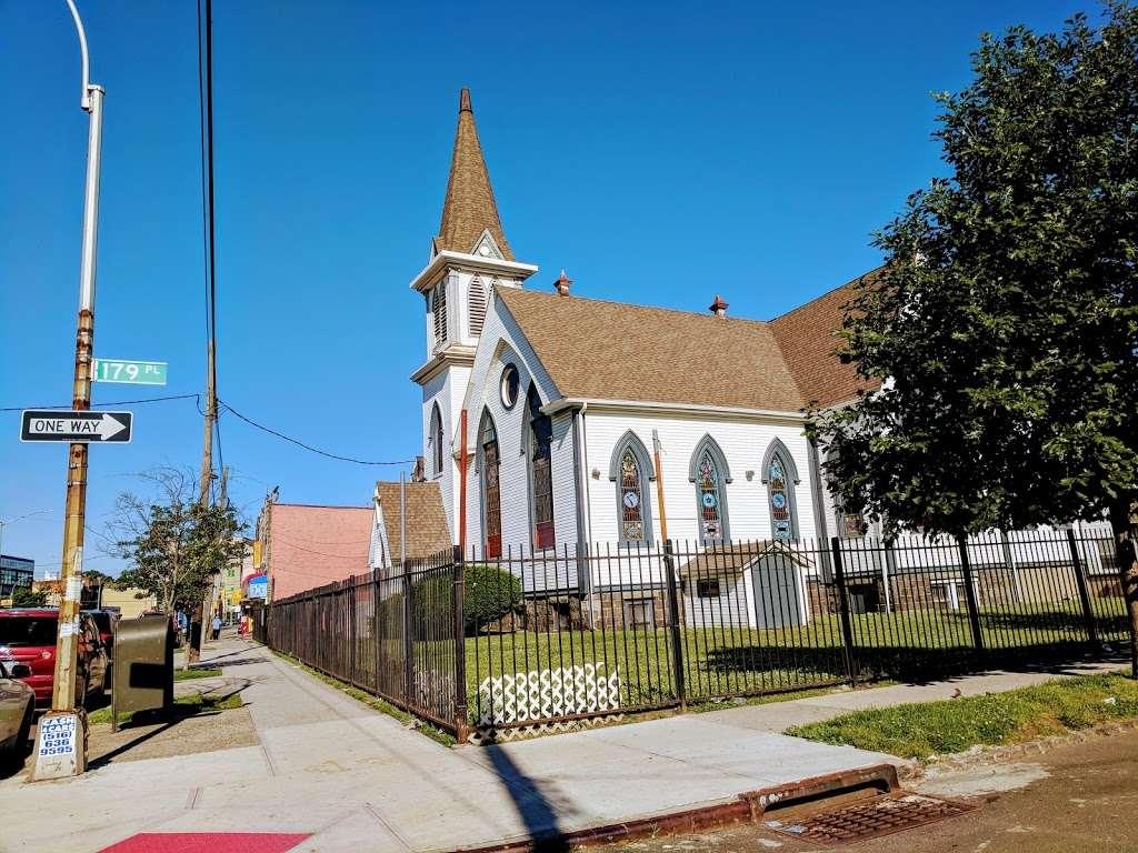 Bethesda Missionary Baptist Church - church  | Photo 5 of 10 | Address: 179-09 Jamaica Ave, Jamaica, NY 11432, USA | Phone: (718) 297-5908