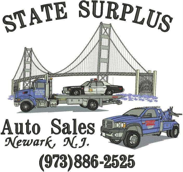 State Surplus Auto Sales - car dealer    Photo 10 of 10   Address: 833 Broadway, Newark, NJ 07104, USA   Phone: (973) 497-2244