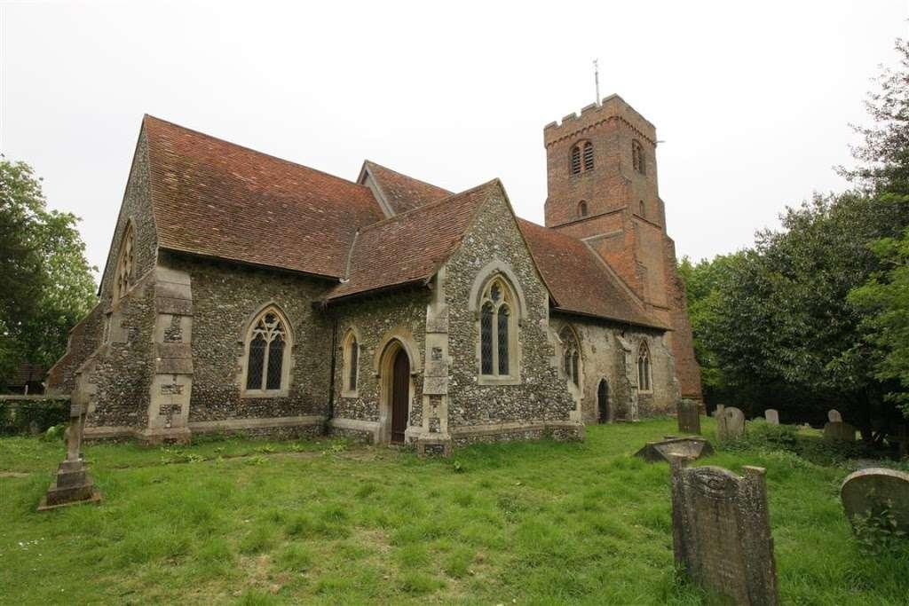 The Parish Church of Saint Andrew - church    Photo 1 of 10   Address: North Weald Bassett, Epping CM16 6AL, UK