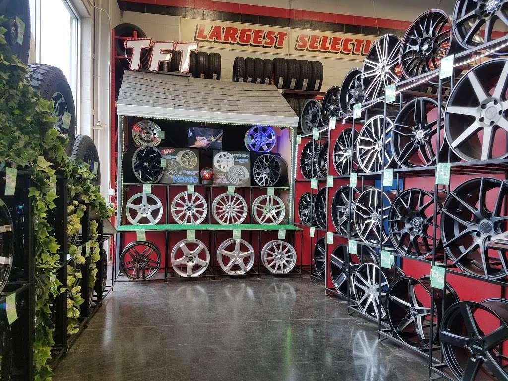 Town Fair Tire - car repair  | Photo 3 of 9 | Address: 255 US-44, Raynham, MA 02767, USA | Phone: (508) 821-2100