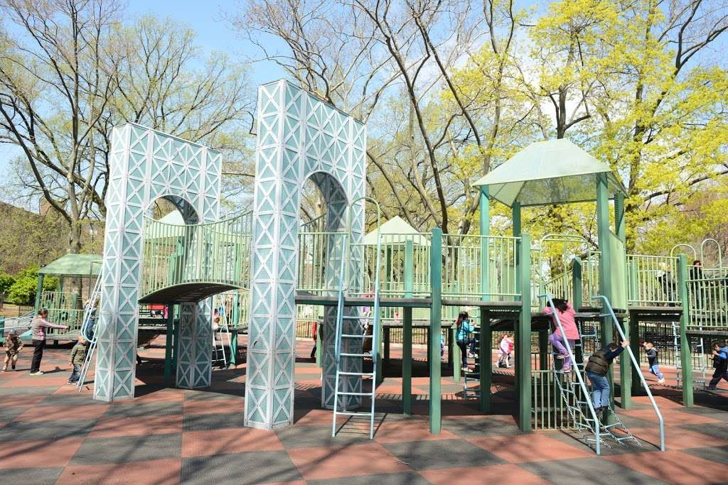 J. Hood Wright Park - park  | Photo 1 of 10 | Address: W. 173 St &, Haven Ave, New York, NY 10033, USA | Phone: (212) 639-9675