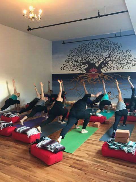 Sattva Yoga Jersey City - gym  | Photo 2 of 10 | Address: 523 Palisade Ave, Jersey City, NJ 07307, USA | Phone: (201) 839-5242