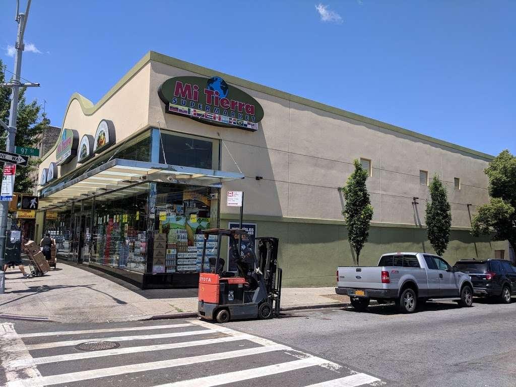 Mi Tierra Supermarket - supermarket    Photo 3 of 4   Address: 3266 97th St, Flushing, NY 11369, USA   Phone: (718) 446-0579