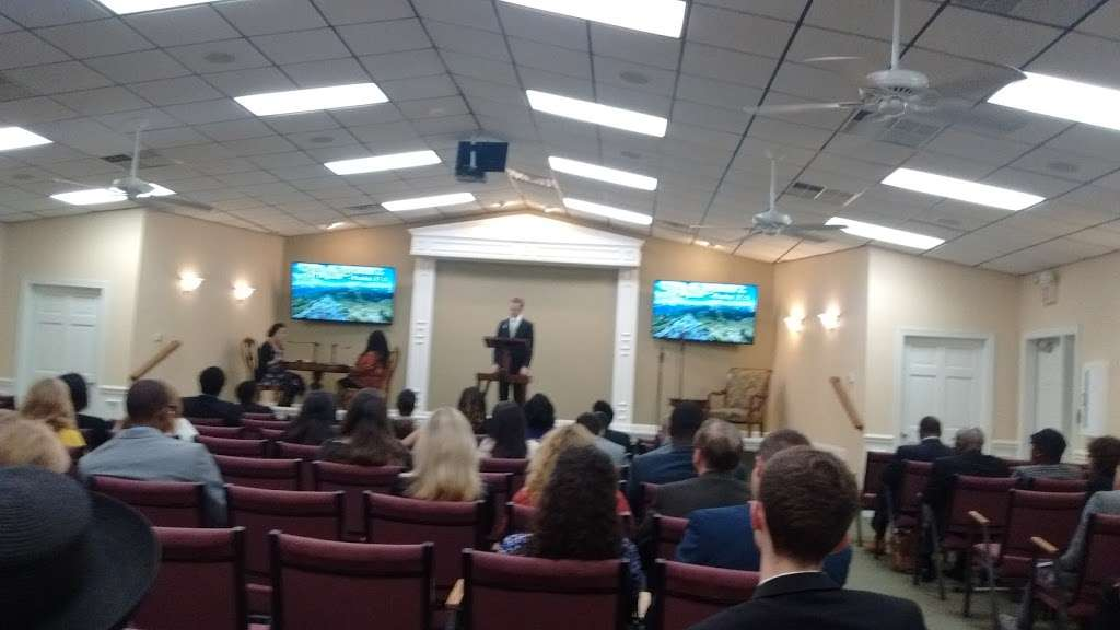 Kingdom Hall of Jehovahs Witnesses - church  | Photo 1 of 1 | Address: 821 Chestnut Ln, Matthews, NC 28104, USA | Phone: (704) 821-9644