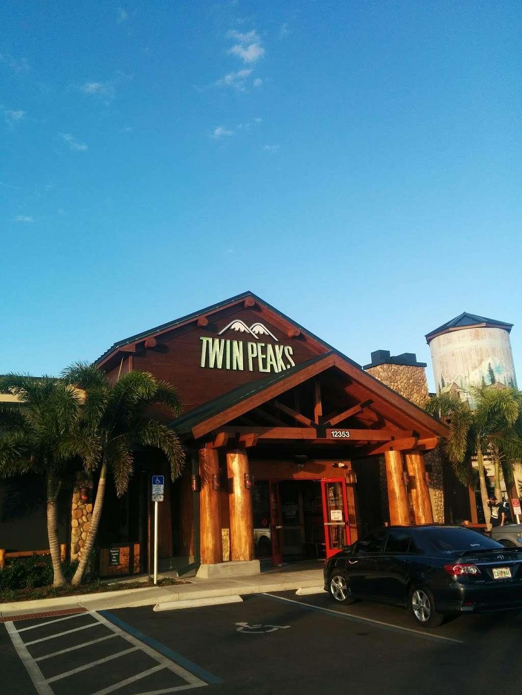 Twin Peaks Lake Buena Vista - restaurant    Photo 4 of 10   Address: 12353 Winter Garden Vineland Rd, Orlando, FL 32836, USA   Phone: (407) 778-4810