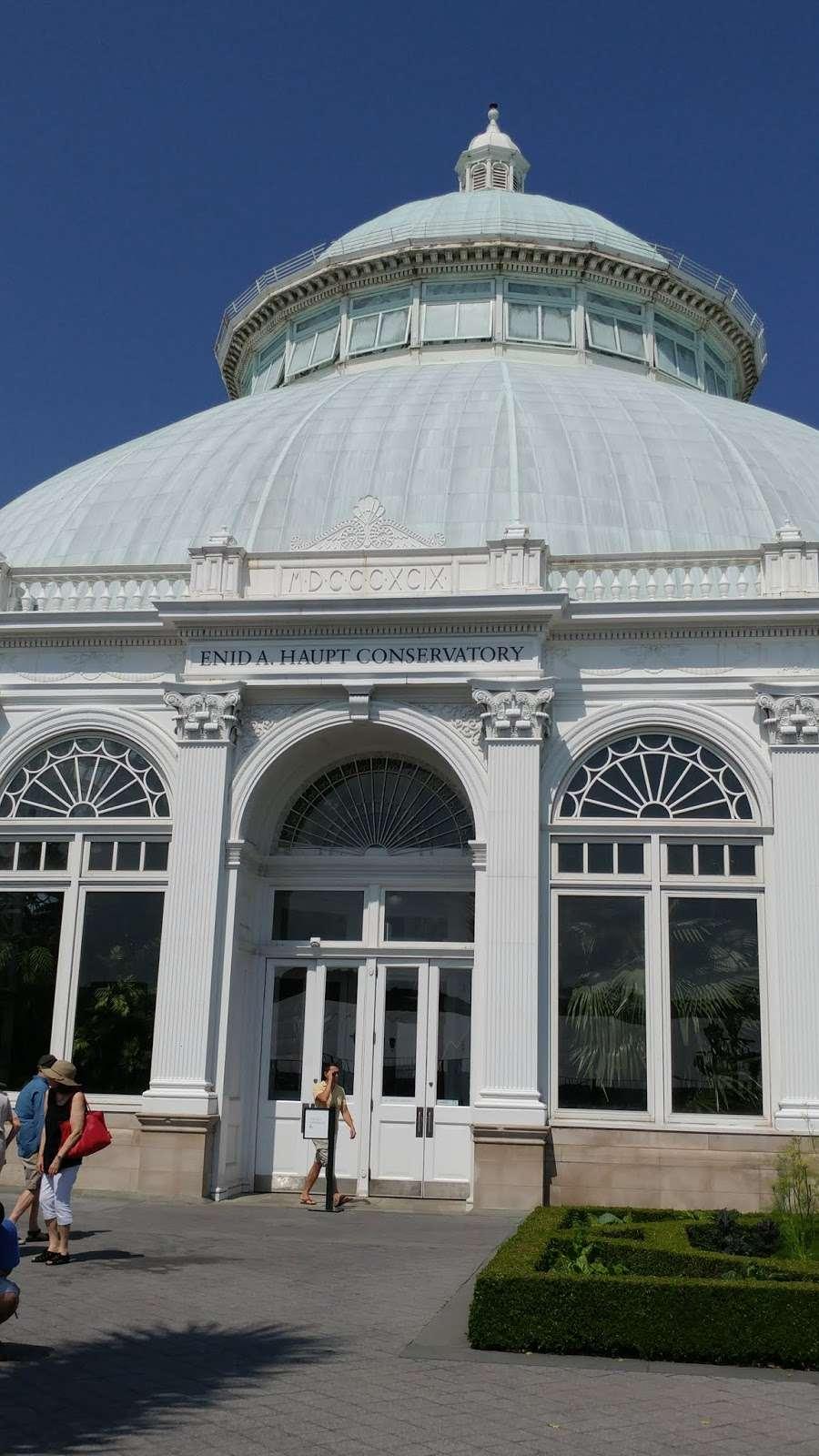 Botanical Garden - train station    Photo 3 of 10   Address: Bronx, NY 10458, USA