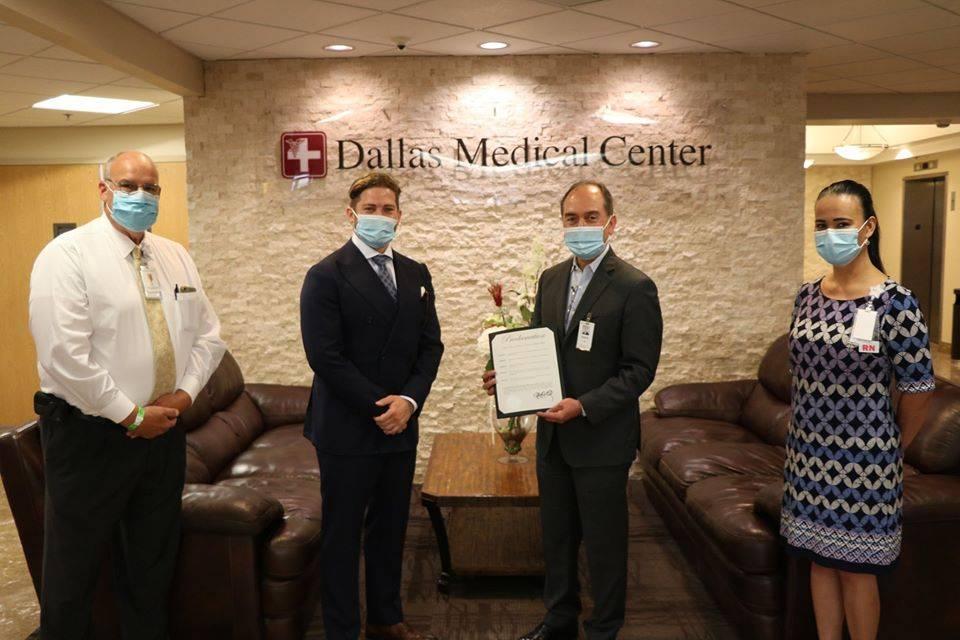 Dallas Medical Center - hospital  | Photo 8 of 10 | Address: 7 Medical Pkwy, Farmers Branch, TX 75234, USA | Phone: (972) 888-7000