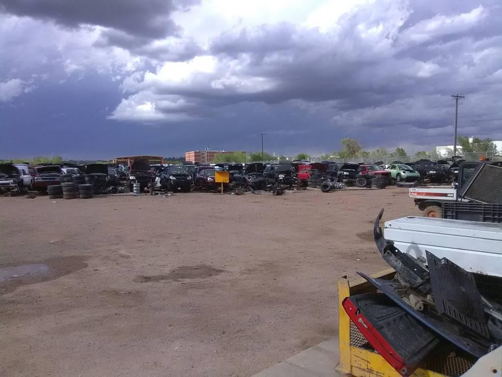 U-Pull-&-Pay - car repair  | Photo 3 of 10 | Address: 3745 S U.S. Hwy 85 87, Colorado Springs, CO 80906, USA | Phone: (719) 392-5900