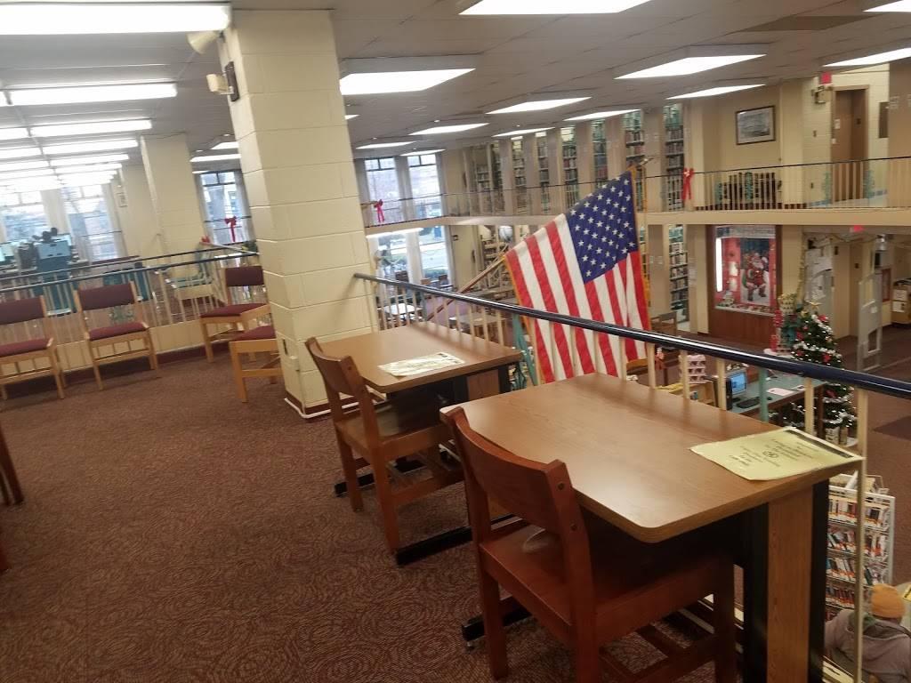 Irvington Public Library - library  | Photo 1 of 6 | Address: 5 Civic Square, Irvington, NJ 07111, USA | Phone: (973) 372-6400