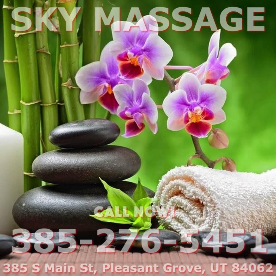 Sky Massage - spa  | Photo 3 of 3 | Address: 385 S Main St, Pleasant Grove, UT 84062, United States | Phone: (385) 276-5451