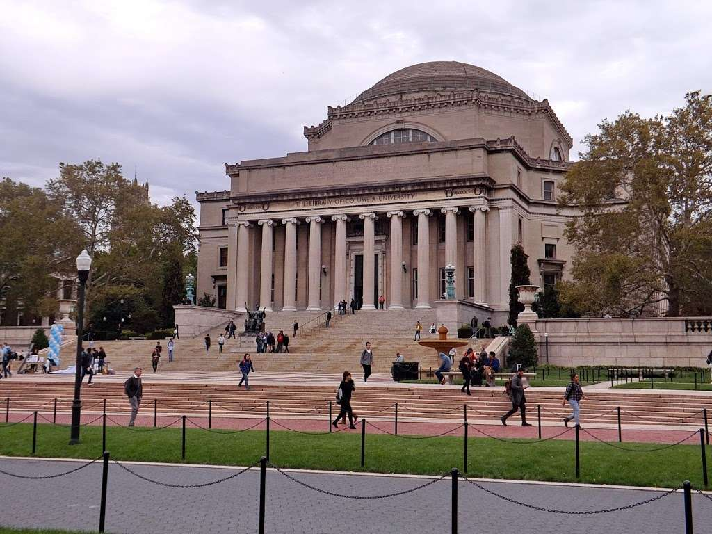 Columbia University Visitors Center - travel agency    Photo 3 of 10   Address: 2960 Broadway, New York, NY 10027, USA   Phone: (212) 854-4900