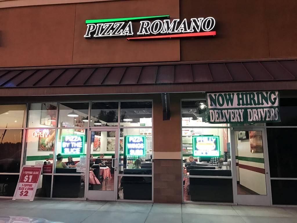 Pizza Romano - meal delivery  | Photo 1 of 8 | Address: 40615 N Gantzel Rd, San Tan Valley, AZ 85140, USA | Phone: (480) 783-3404