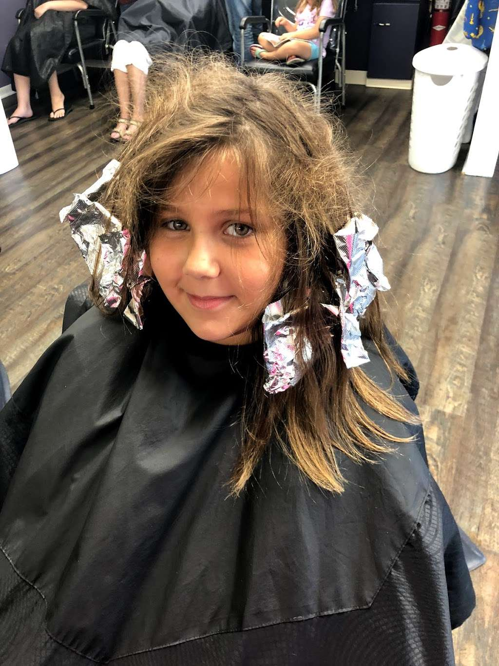 Salon 715 - hair care  | Photo 10 of 10 | Address: 715 N A St, Elwood, IN 46036, USA | Phone: (765) 552-9247