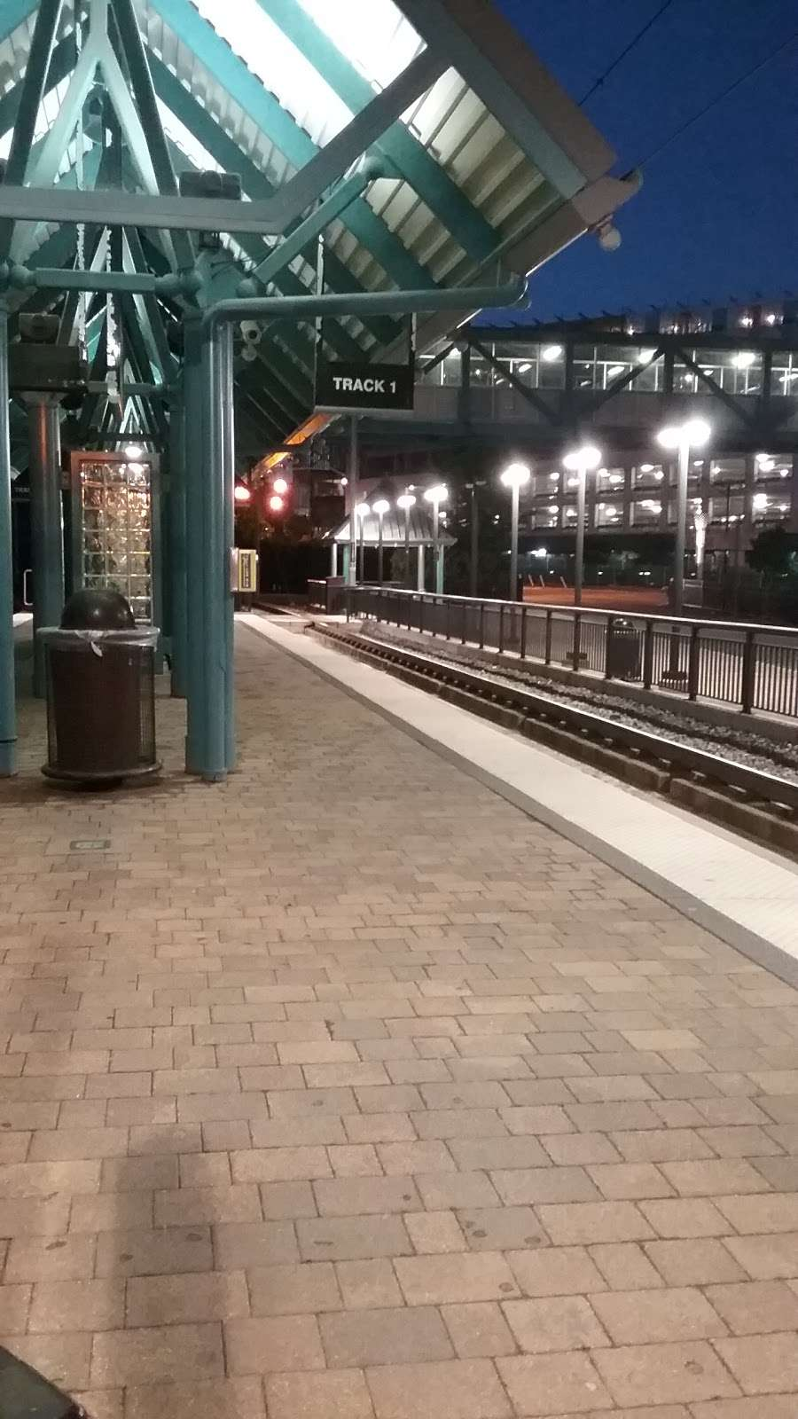 Port Imperial Light Rail Station - bus station  | Photo 2 of 4 | Address: Weehawken, NJ 07086, USA