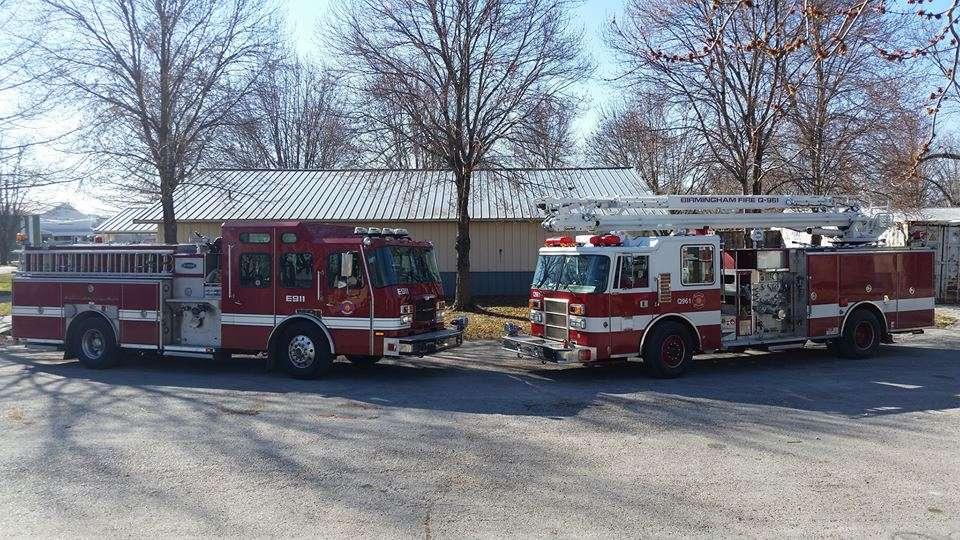 Birmingham Fire Department - fire station  | Photo 2 of 2 | Address: 507 Hardwicke Ave, Kansas City, MO 64161, USA | Phone: (816) 455-0045