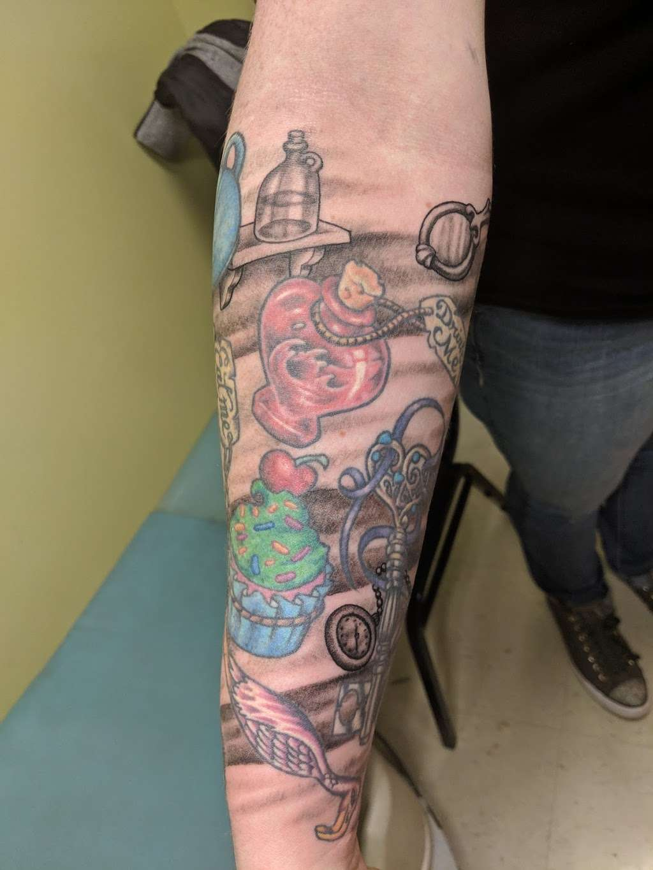 Body Art Tattoos 119 W Main St Berryville Va 22611 Usa