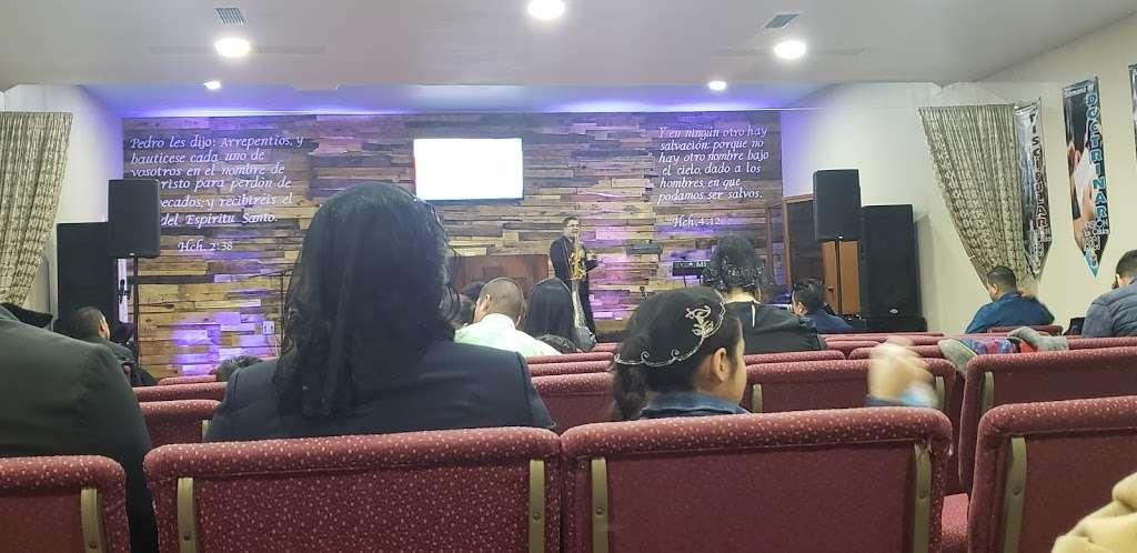 2a Iglesia Apostolica de la Fe en Cristo Jesus Dallas Tx - church  | Photo 6 of 6 | Address: 527 Cumberland St, Dallas, TX 75203, USA | Phone: (970) 388-4085