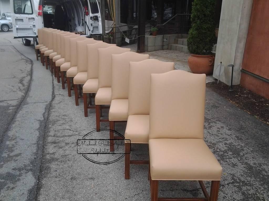 Michael Paul Ayala Upholstery - furniture store    Photo 2 of 2   Address: 1408 Villa Dr, Pittsburgh, PA 15236, USA   Phone: (412) 251-6658