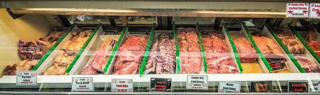 Sams Wadsworth Meat Market - store  | Photo 5 of 10 | Address: 1524 Wadsworth Ave, Philadelphia, PA 19150, USA | Phone: (215) 248-5005