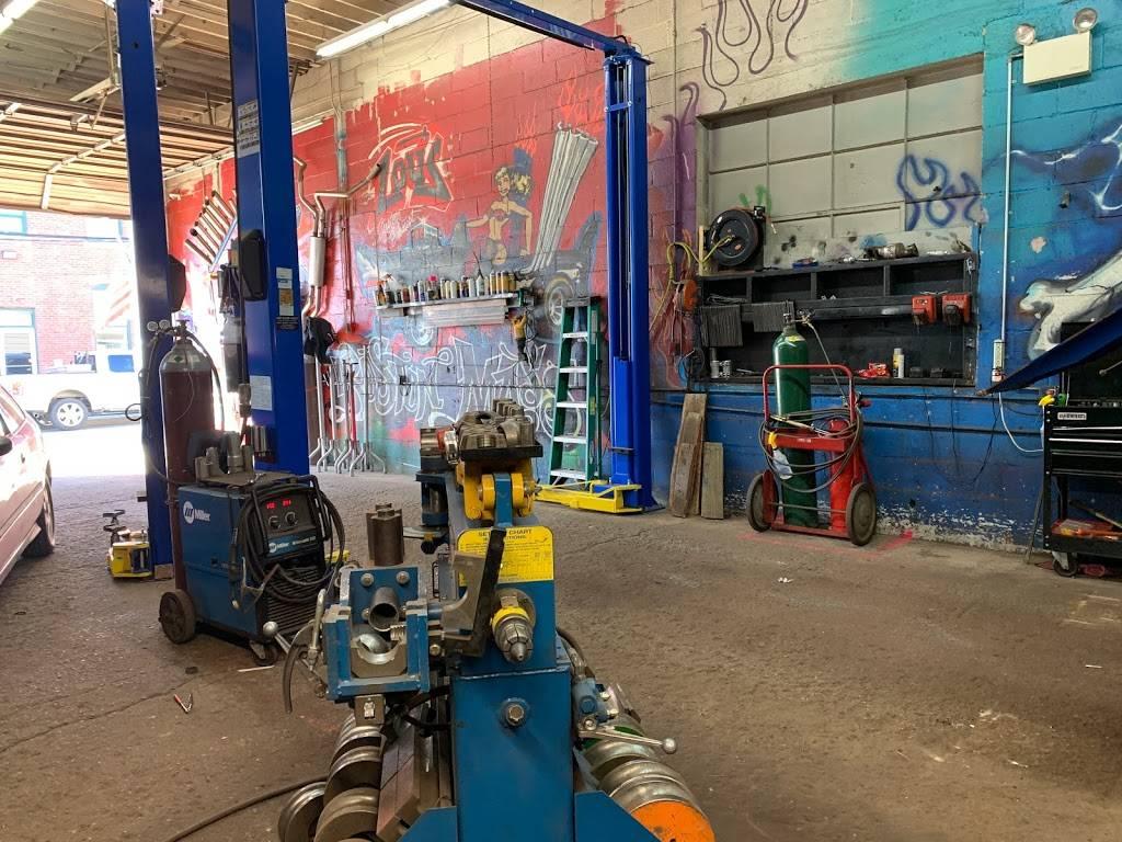 Lous Custom Exhaust - car repair  | Photo 2 of 10 | Address: 32 Allerton St, Boston, MA 02119, USA | Phone: (617) 989-1991