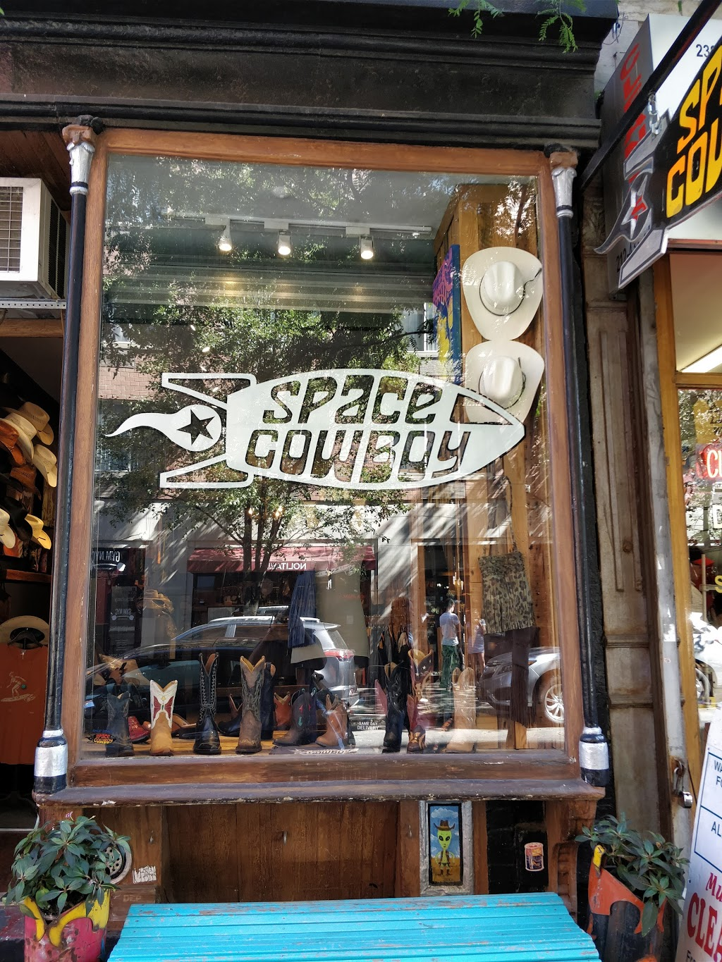Space Cowboy Boots, NYC - shoe store  | Photo 3 of 10 | Address: 234 Mulberry St, New York, NY 10012, USA | Phone: (646) 559-4779