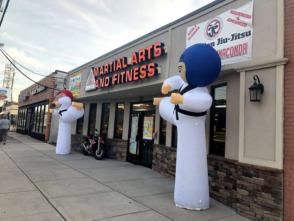 Zentai Martial Arts and After School Program - gym  | Photo 6 of 10 | Address: 575 Ridge Rd, North Arlington, NJ 07031, USA | Phone: (201) 431-5425