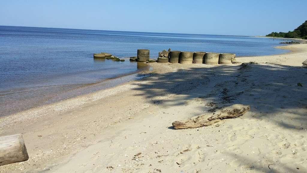 Matoaka Beach Cabins - real estate agency  | Photo 4 of 10 | Address: 4510 Matoaka Ln, St Leonard, MD 20685, USA | Phone: (410) 586-0269