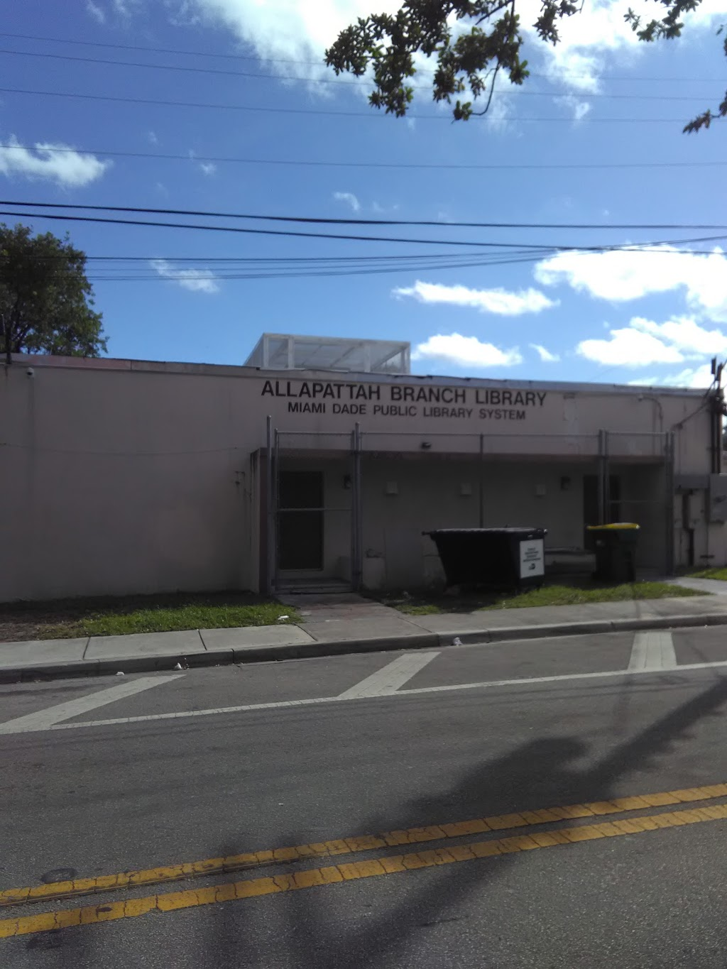 Allapattah Branch Library - library    Photo 10 of 10   Address: 1799 NW 35th St, Miami, FL 33142, USA   Phone: (305) 638-6086