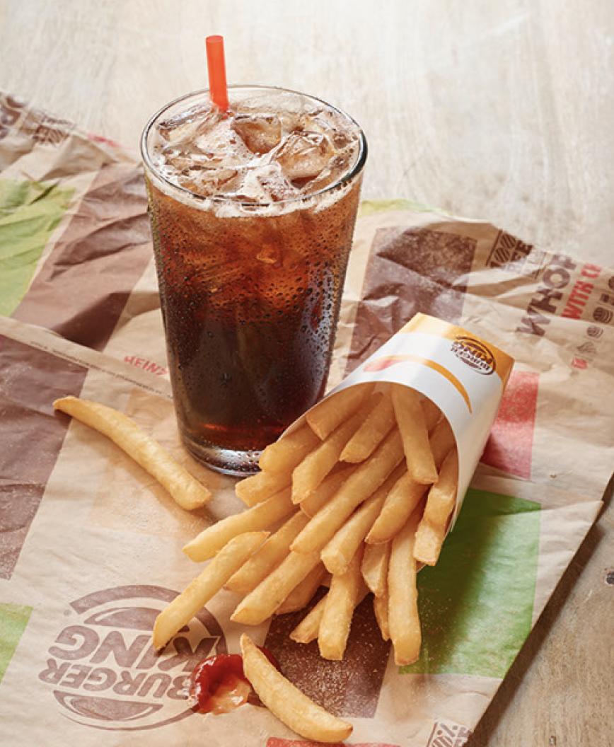 Burger King - restaurant  | Photo 5 of 8 | Address: 4187 E 66th St N, Tulsa, OK 74117, USA | Phone: (918) 430-0722
