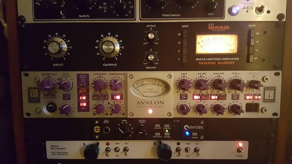 Anthem Recording Studio - electronics store  | Photo 5 of 10 | Address: Plano, TX 75074, USA | Phone: (972) 836-8939