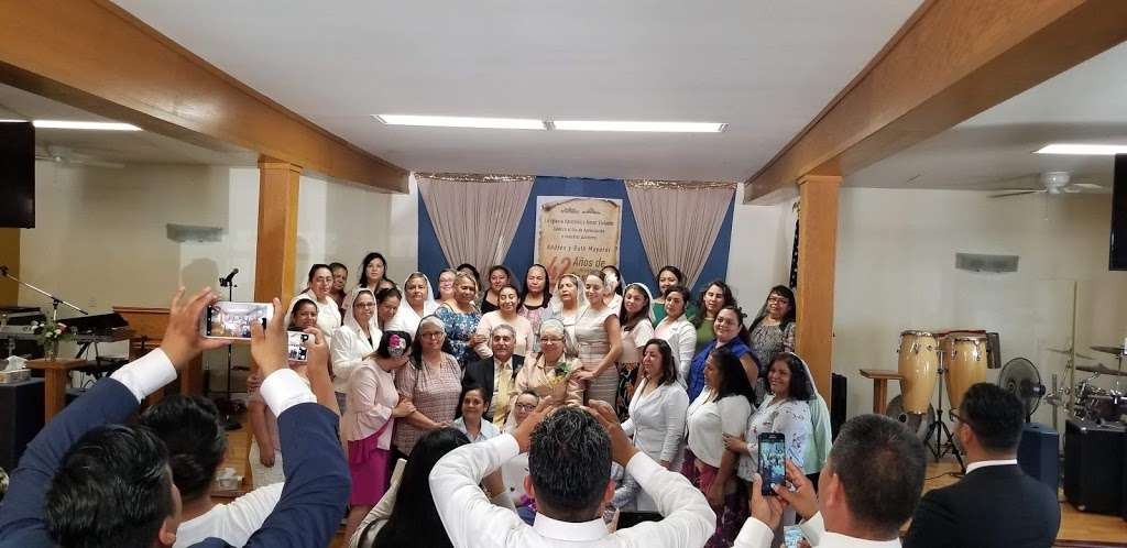 Asamblea Apostolica Amor Viviente - church  | Photo 8 of 10 | Address: 10900 S Inglewood Ave, Lennox, CA 90304, USA | Phone: (310) 671-4546