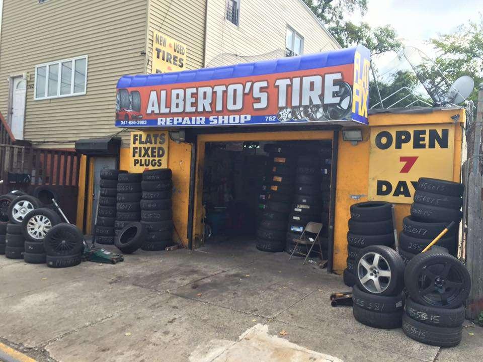albertos tire repair shop - car repair    Photo 2 of 10   Address: 762 Richmond Terrace, Staten Island, NY 10301, USA   Phone: (347) 656-3903