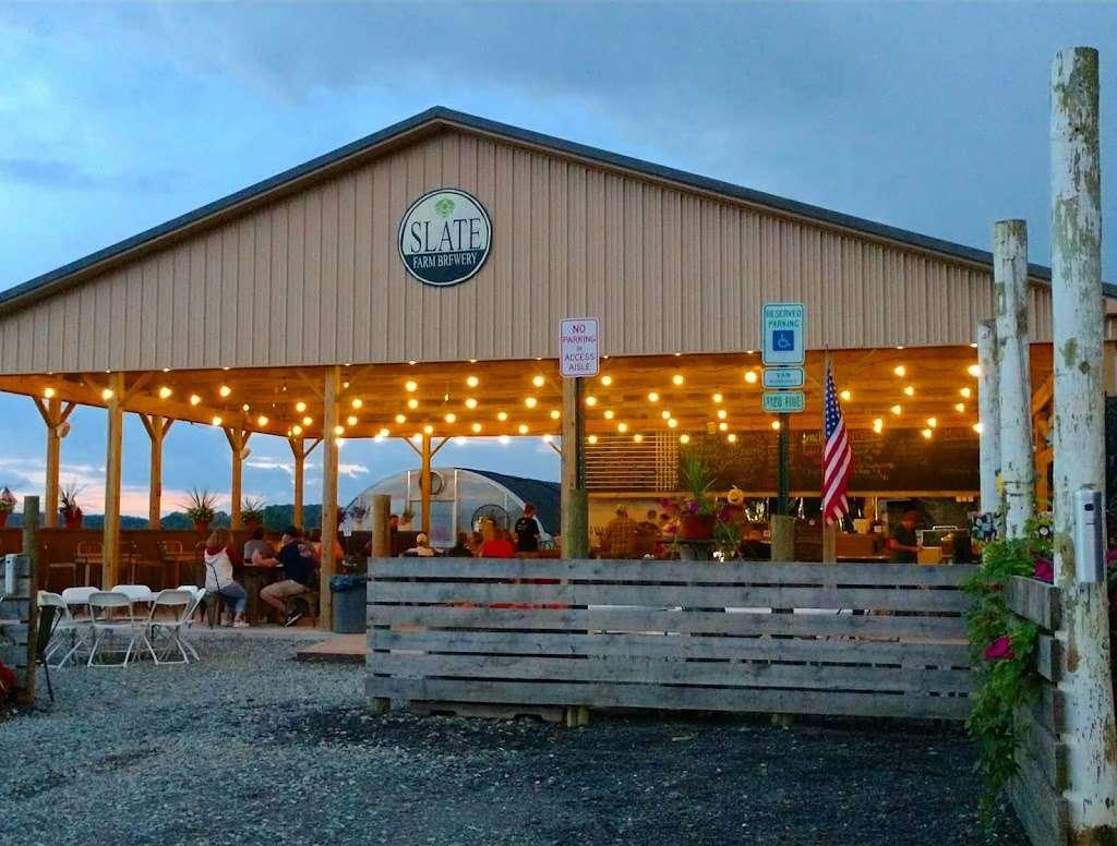 Slate Farm Brewery - restaurant  | Photo 2 of 10 | Address: 2128 Whiteford Rd, Whiteford, MD 21160, USA | Phone: (443) 528-7443