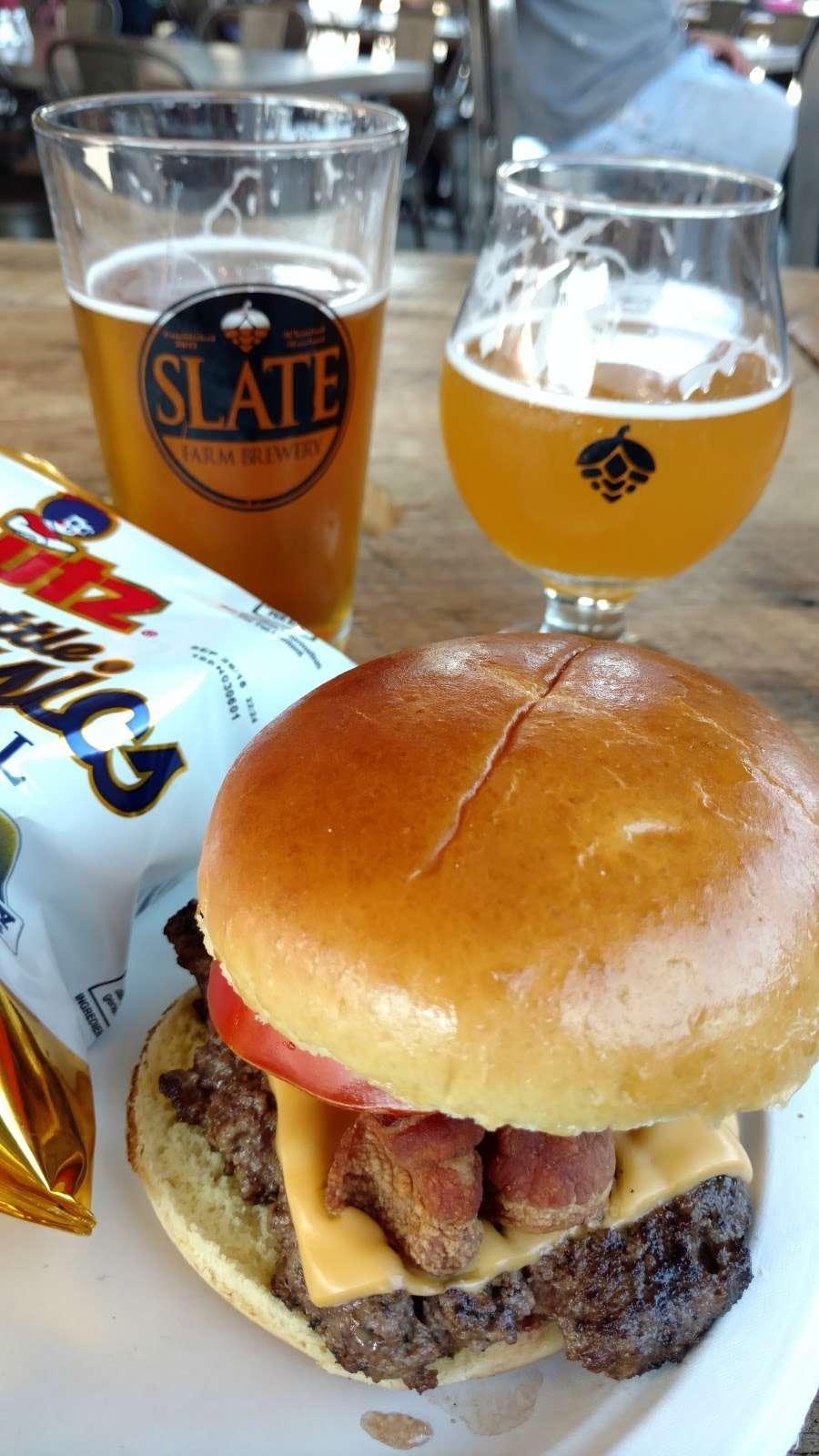 Slate Farm Brewery - restaurant  | Photo 7 of 10 | Address: 2128 Whiteford Rd, Whiteford, MD 21160, USA | Phone: (443) 528-7443
