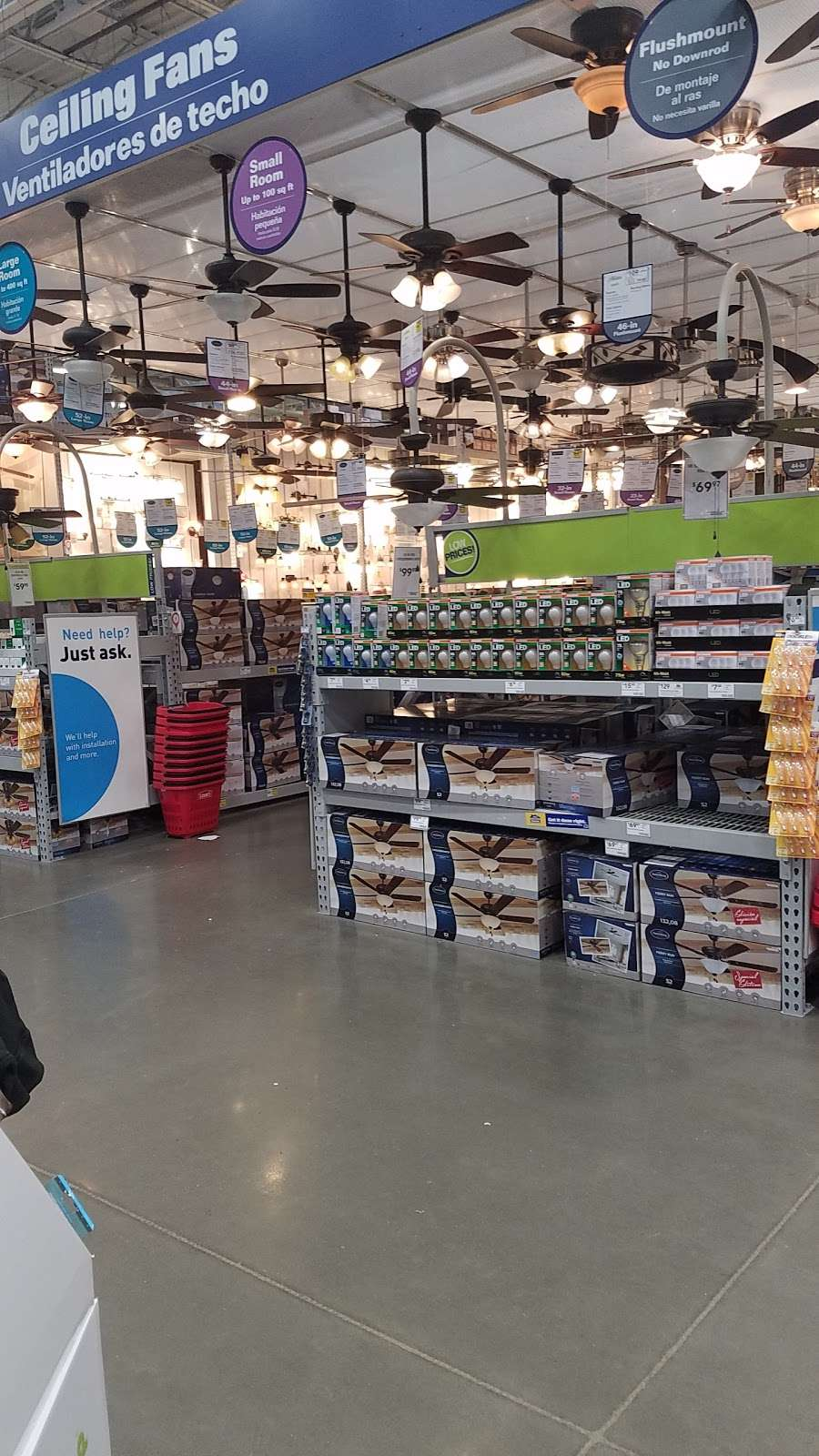Lowes Home Improvement - hardware store  | Photo 6 of 9 | Address: 1751 E Monte Vista Ave, Vacaville, CA 95688, USA | Phone: (707) 455-4400