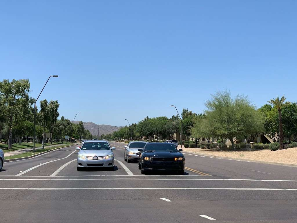 Kyrene Rd & Grove Pkwy - transit station  | Photo 2 of 2 | Address: Tempe, AZ 85283, USA
