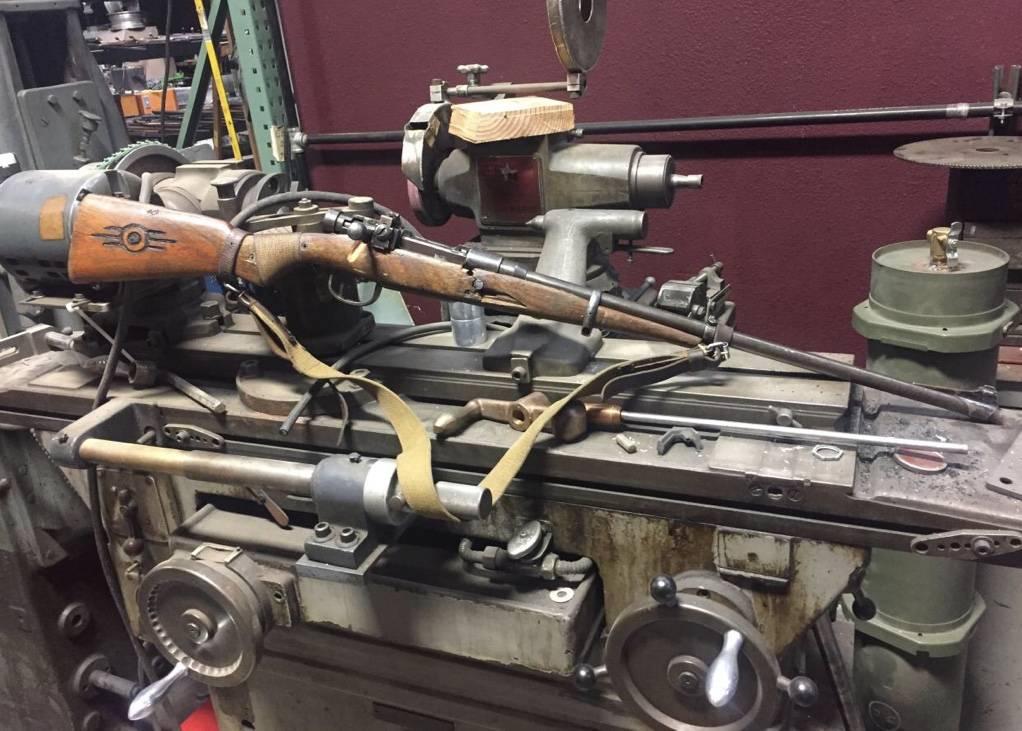 Match Grade Gunsmiths - store  | Photo 7 of 9 | Address: 16305 Piuma Ave, Cerritos, CA 90703, USA | Phone: (562) 691-3808