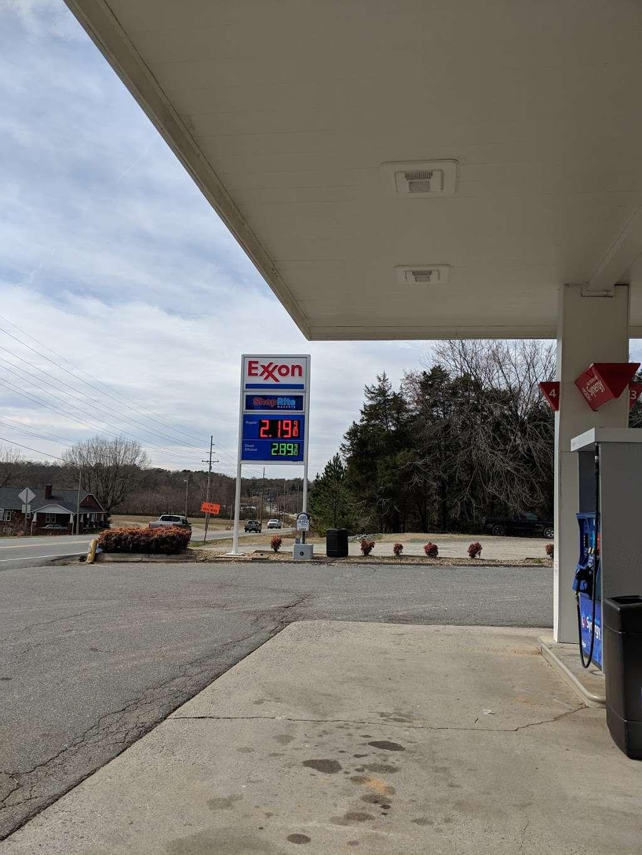 Exxon - gas station  | Photo 2 of 2 | Address: 1595 NC-73, Concord, NC 28025, USA | Phone: (704) 782-4388