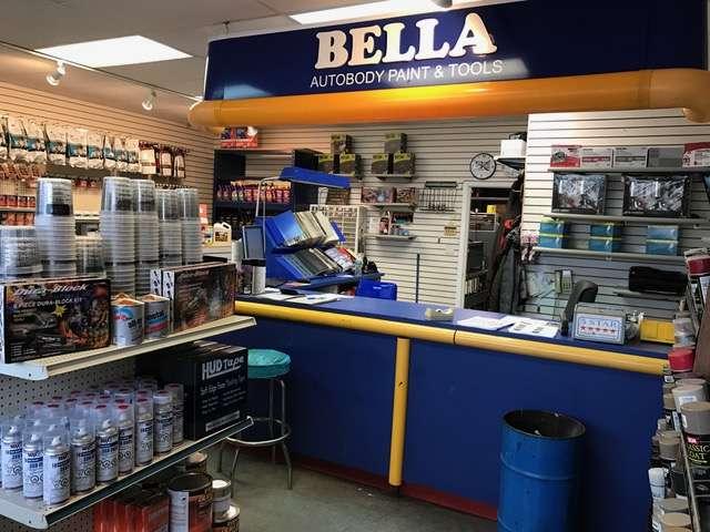 BELLA Auto Body Paint & Tools Inc - car repair  | Photo 1 of 10 | Address: 521 Lexington Ave, Clifton, NJ 07011, USA | Phone: (973) 478-2626