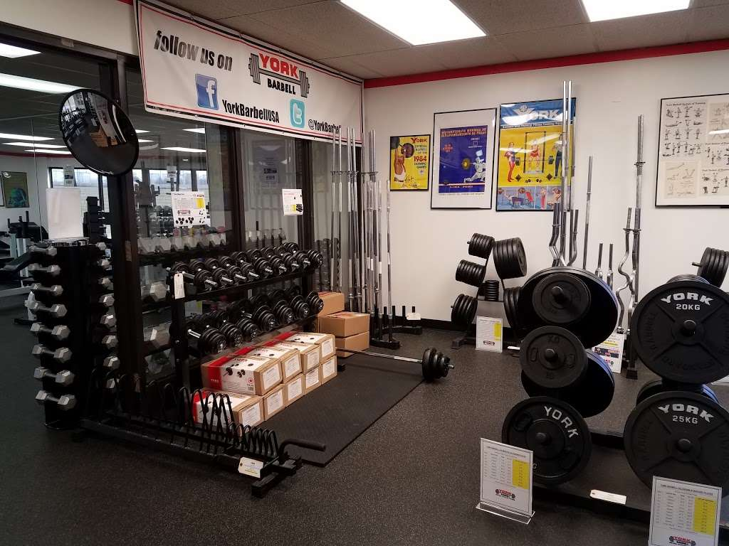 Weight Lifting Hall Of Fame - museum  | Photo 1 of 10 | Address: 3300 Board Rd, York, PA 17406, USA | Phone: (717) 767-6481