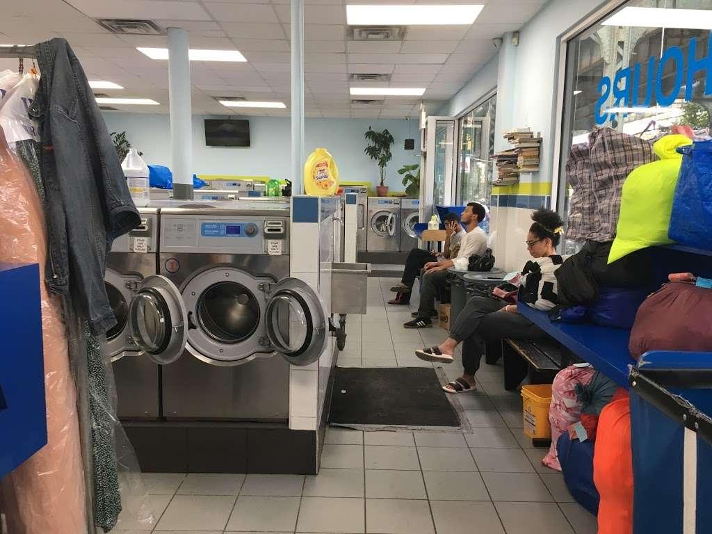 Clean City Laundry - laundry  | Photo 1 of 7 | Address: 673 Bushwick Ave, Brooklyn, NY 11221, USA | Phone: (718) 443-8888