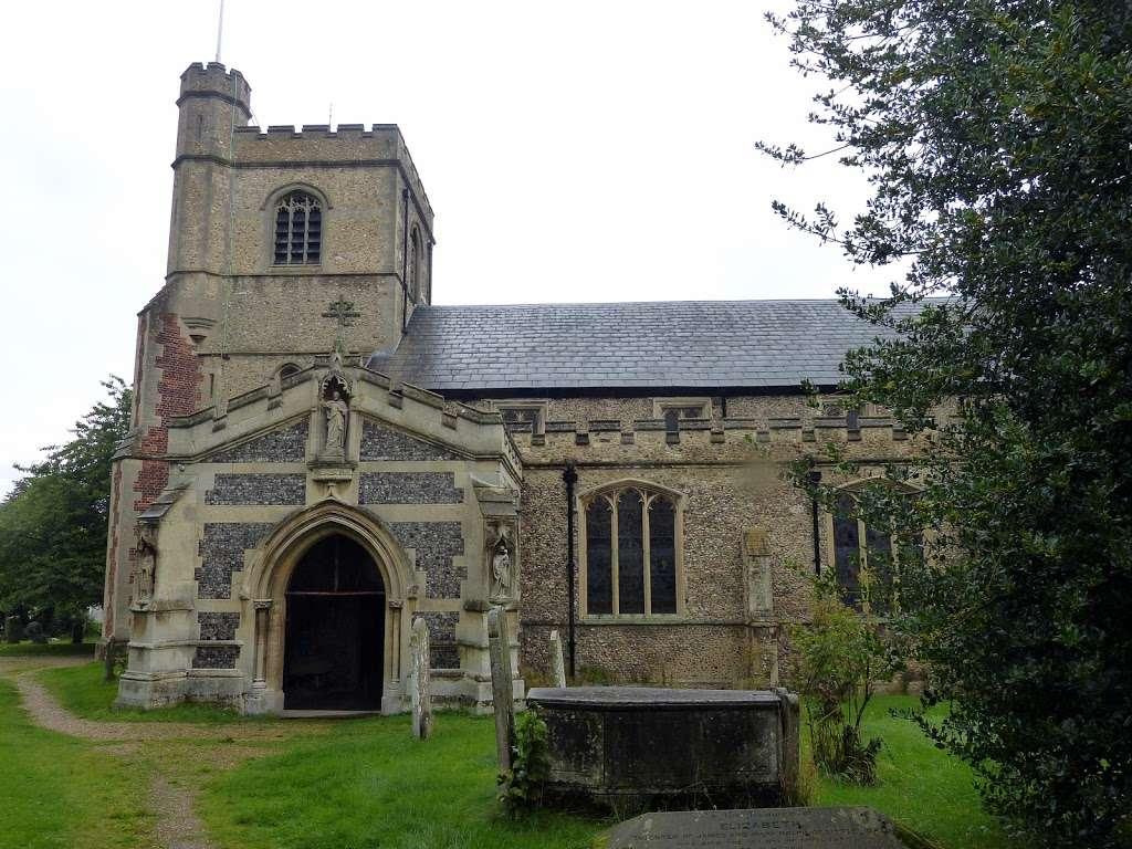 Great Waltham Church - church  | Photo 1 of 10 | Address: Great Waltham, Chelmsford Rd, Chelmsford, Great Waltham, Chelmsford CM3 1AR, UK | Phone: 01245 364081